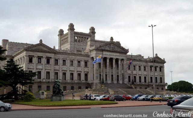 Palácio Legislativo.