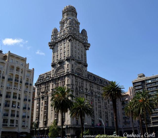 Palácio Salvo, Montevidéu.