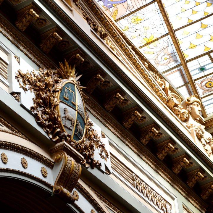 Palácio Legislativo - Montevideo Uruguay