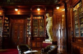 Biblioteca do Palácio Legislativo de Montevidéu