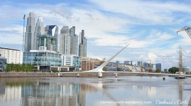 Buenos Aires, Puente de la Mujer