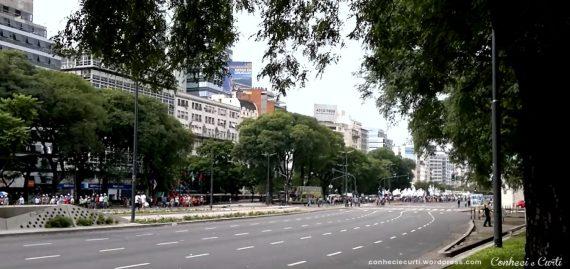 Buenos Aires, o dia da partida e a abertura do Congresso