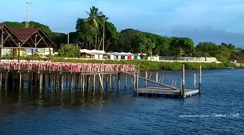 Paraíba, praia do Jacaré