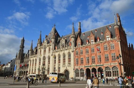 Bruges: sobre chocolates, waffles e cervejas