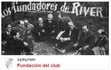 Imagem do site do River Plate. Clique para acessar o original.