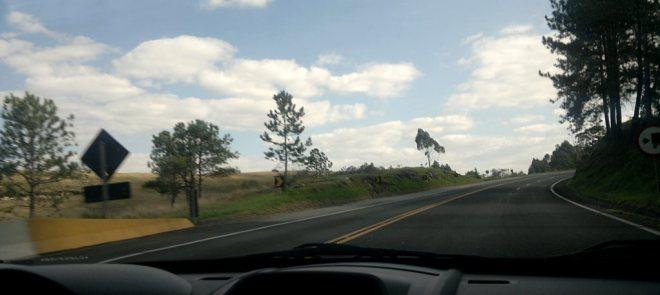 Colônia Witmarsum. É bonita a estrada de acesso via Palmeira.