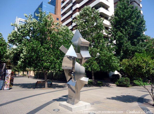 Las Condes. Santiago do Chile