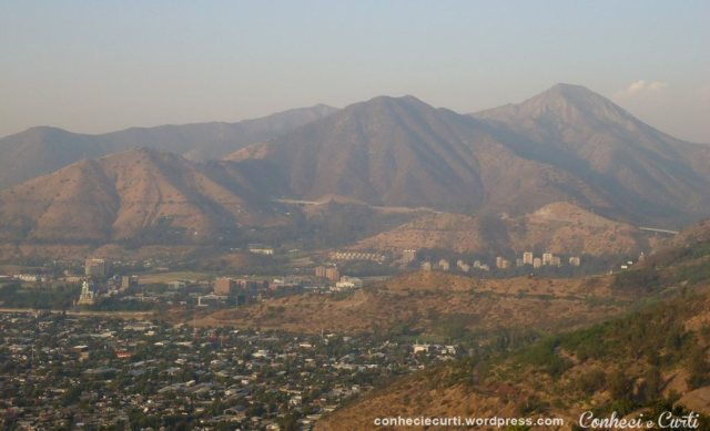 Santiago Chile.