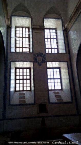 A cozinha do Mosteiro de Alcobaça