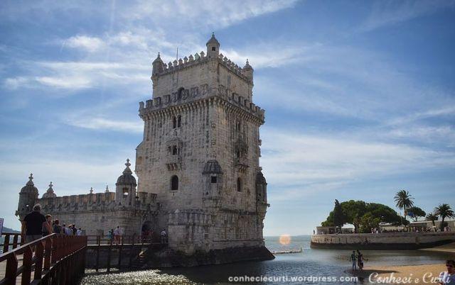 Torre de Belém, Portugal
