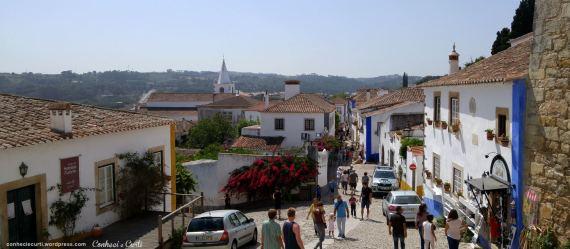 A Vila de Óbidos, a prenda de casamento da Rainha Santa Isabel.