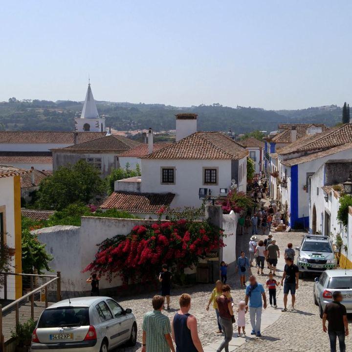 Vila de Óbidos, Portuga