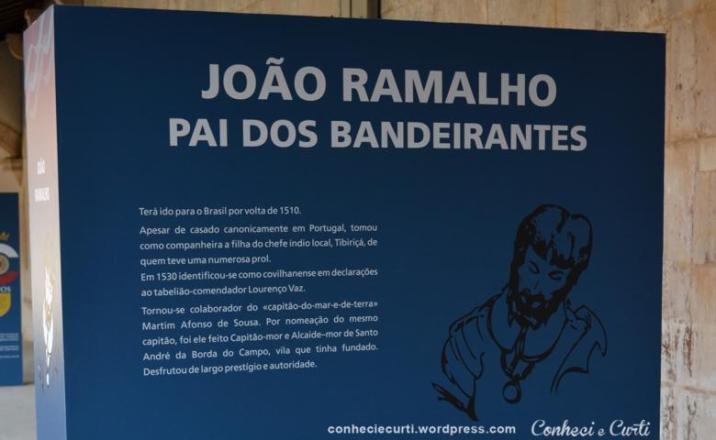 João Ramalho, bandeirante.