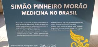 Simão Pinheiro Mourão, médico.