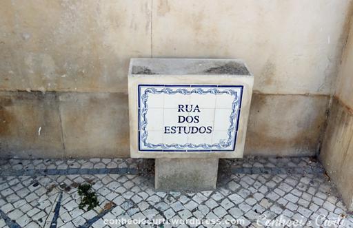 Coimbra Rua dos Estudos
