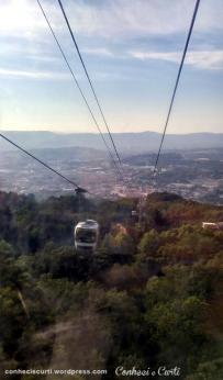 Teleférico de Guimarães - Portugal.