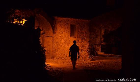 A aldeia histórica de Castelo Rodrigo e a bronca das meninas