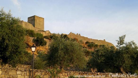 Marialva, a Torre de Menage.