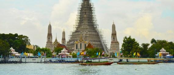 Bangkok – Barquinhos para todos os lados