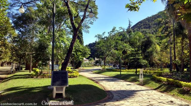 Parque das Águas de Caxambu.