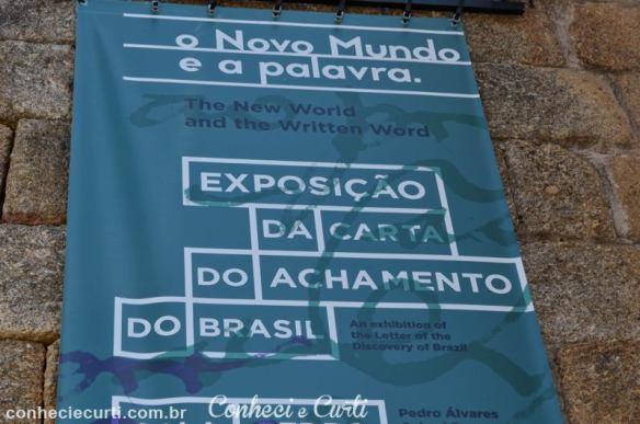 Exposição da Carta de Pero Vaz de Caminha.
