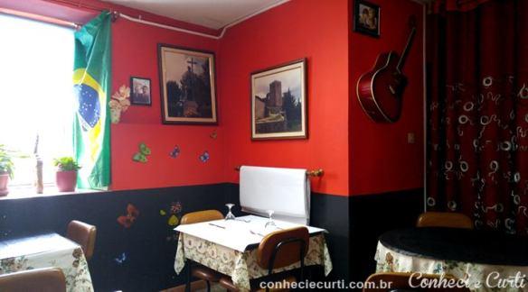 Restaurante As Ferreirinhas. Belmonte, Portugal