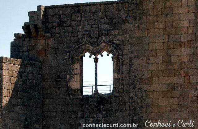 Castelo de Belmonte, Portugal.