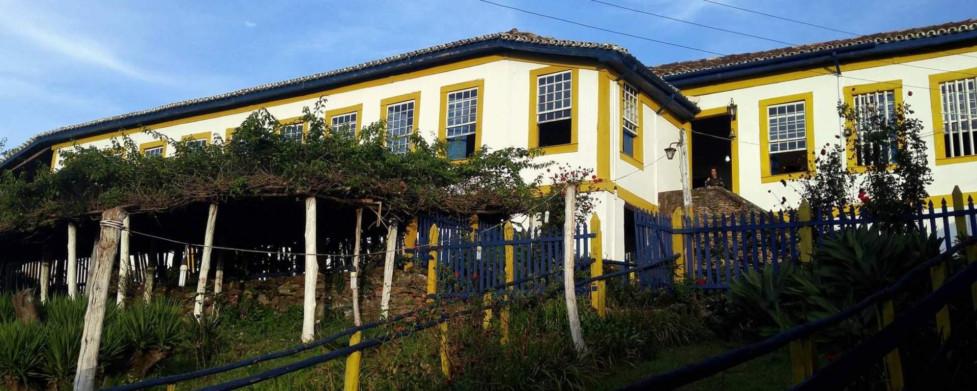 Fazenda São José da Vargem em Minas Gerais.