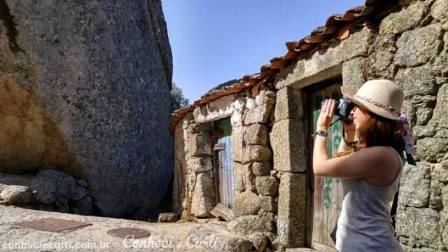 Monsanto,aldeia histórica de Portugal