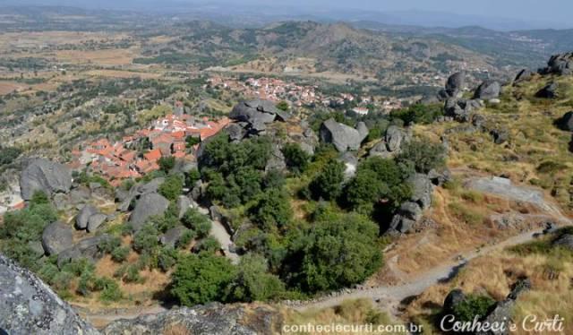 A aldeia histórica de Monsanto
