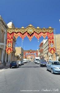 Victory Day, Mdina - Gozo, Malta