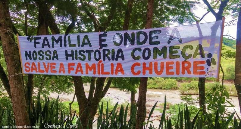 11º Encontro da Família Chueire em Tomazina, Paraná.