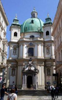 Igreja de São Pedro, Viena - Áustria.