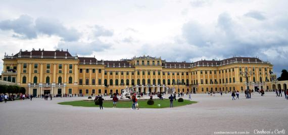 Visita ao Palácio de Schönbrunn em Viena