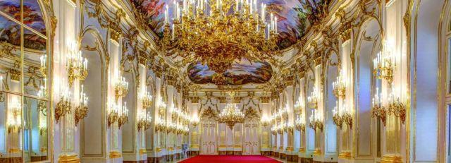 Schönbrunn, Grande Galeria.