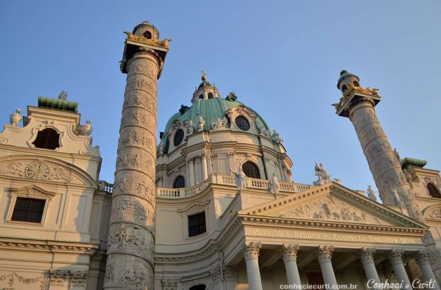 Igreja de São Carlos Borromeu (Karlskirche)