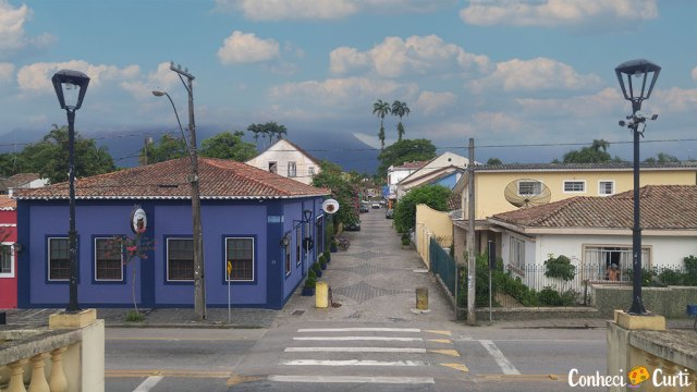 cidade de Morretes, Paraná