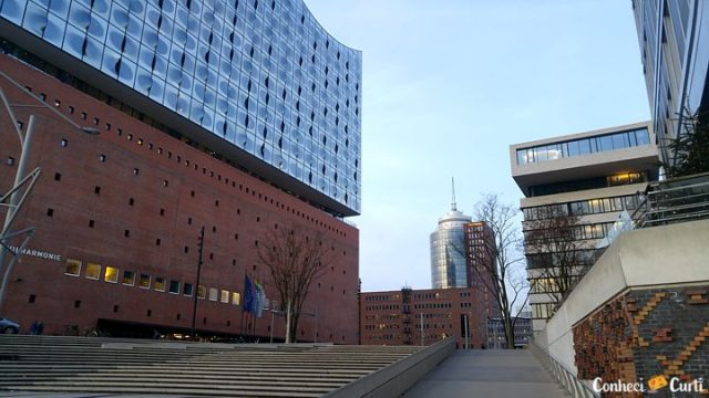 Filarmônica de Hamburgo, Alemanha.