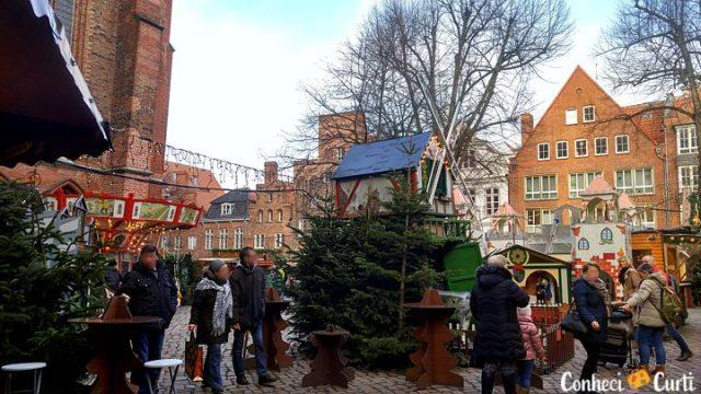 Feira de Natal de Lübeck, Germany