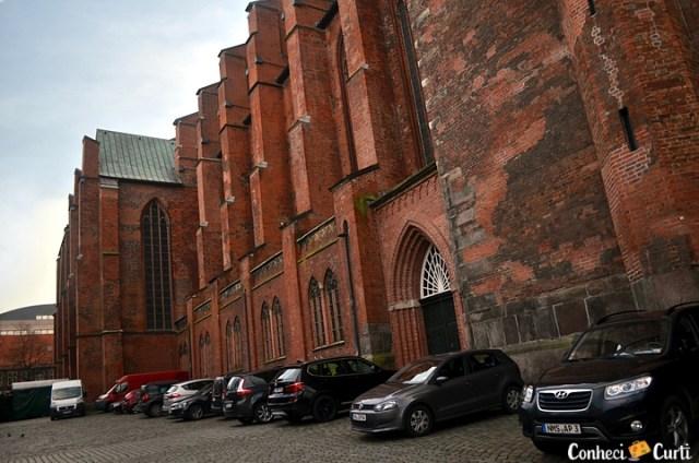 Igreja Santa Maria, Lubeck, Germany