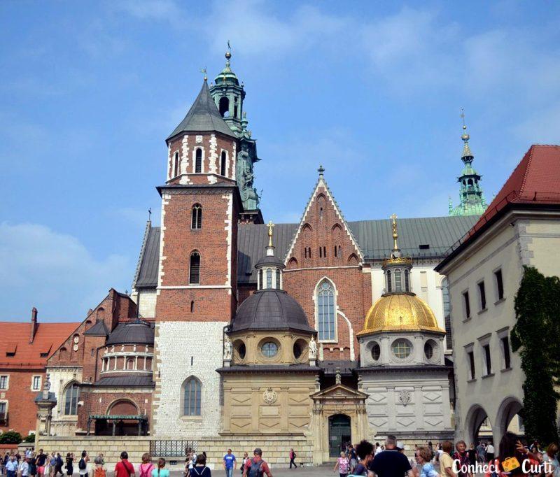 Cracóvia (Kraków) na Polônia
