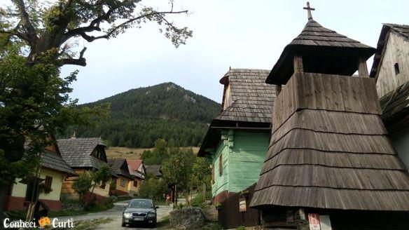 Vlkolínec, Eslováquia