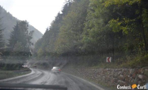 Estrada na Eslováquia