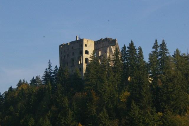 Castelo de Likava.