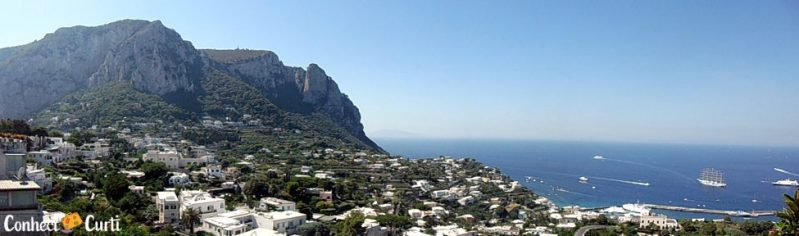 Ilha de Capri, Itália