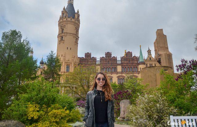 O castelo de Schwerin