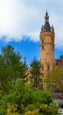 O Castelo Schwerin e a Encantadora Cidade dos Sete Lagos