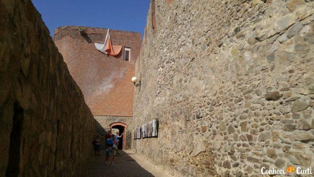 Bratislava - a antiga muralha
