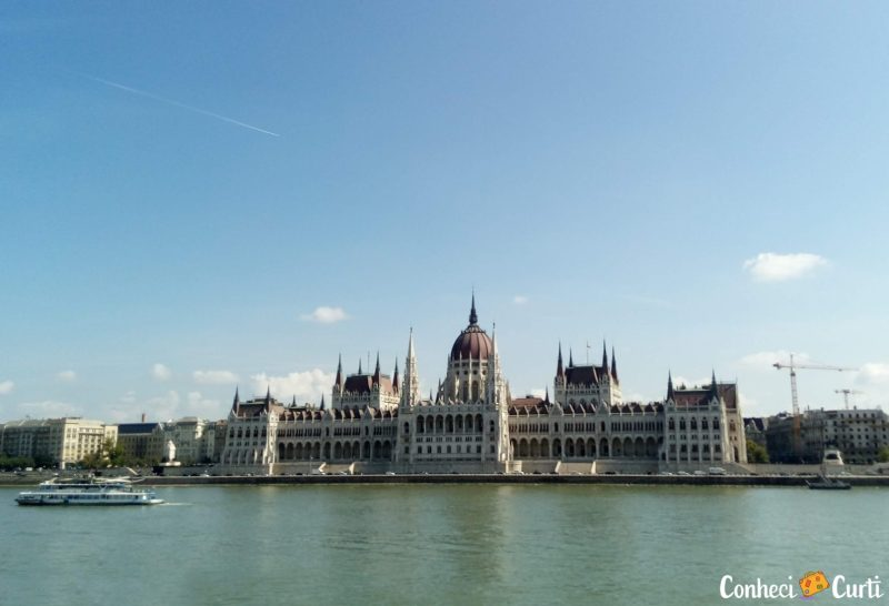Parlamento em Budapeste