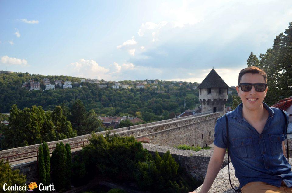Castelo de Buda - Budapeste
